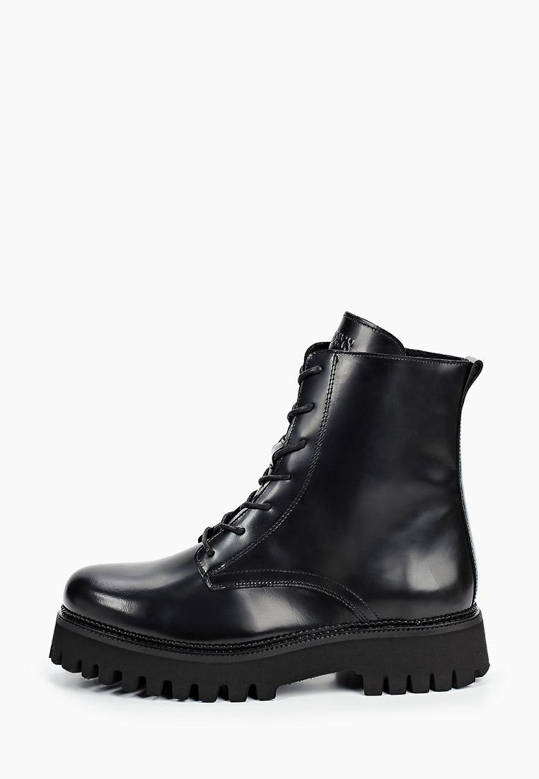 Мужские ботинки Bronx (Бронкс) 47283M-O