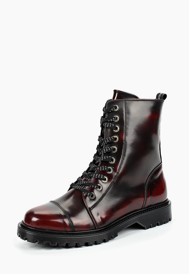 Женские ботинки Bronx (Бронкс) 47008-M-34