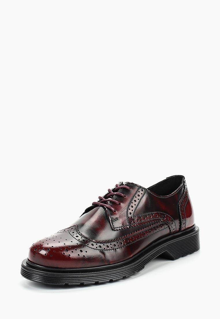 Женские ботинки Bronx (Бронкс) 66201-M-34