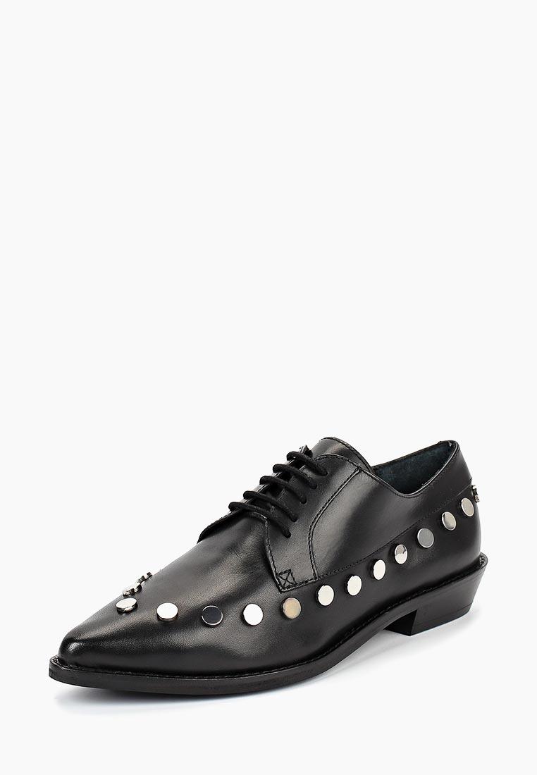 Женские ботинки Bronx (Бронкс) 66153-A-01