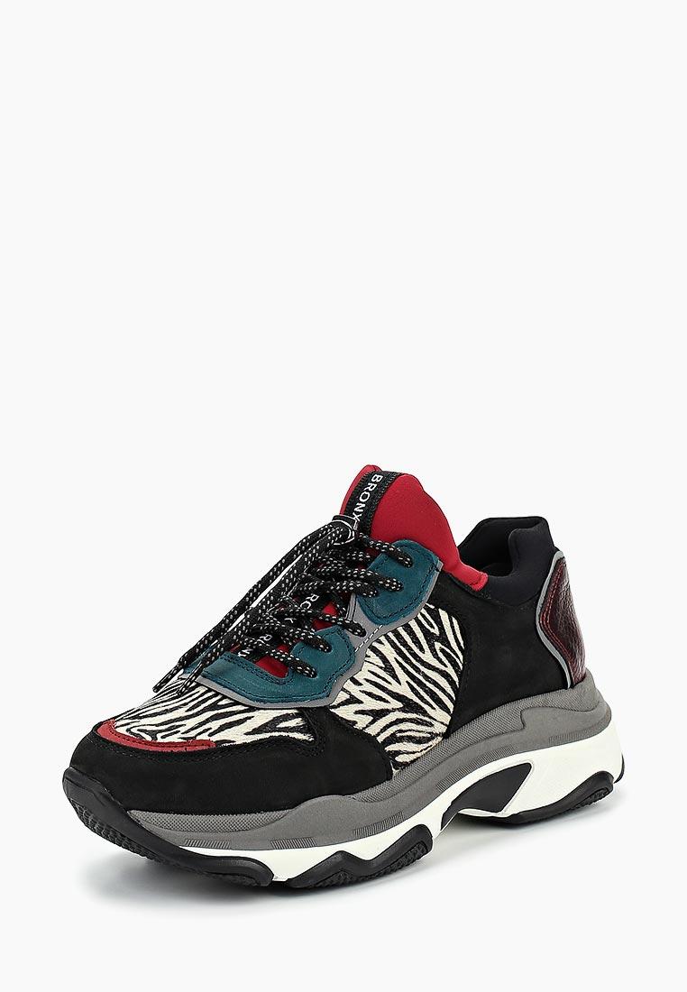 Женские кроссовки Bronx (Бронкс) 66167-D-2353