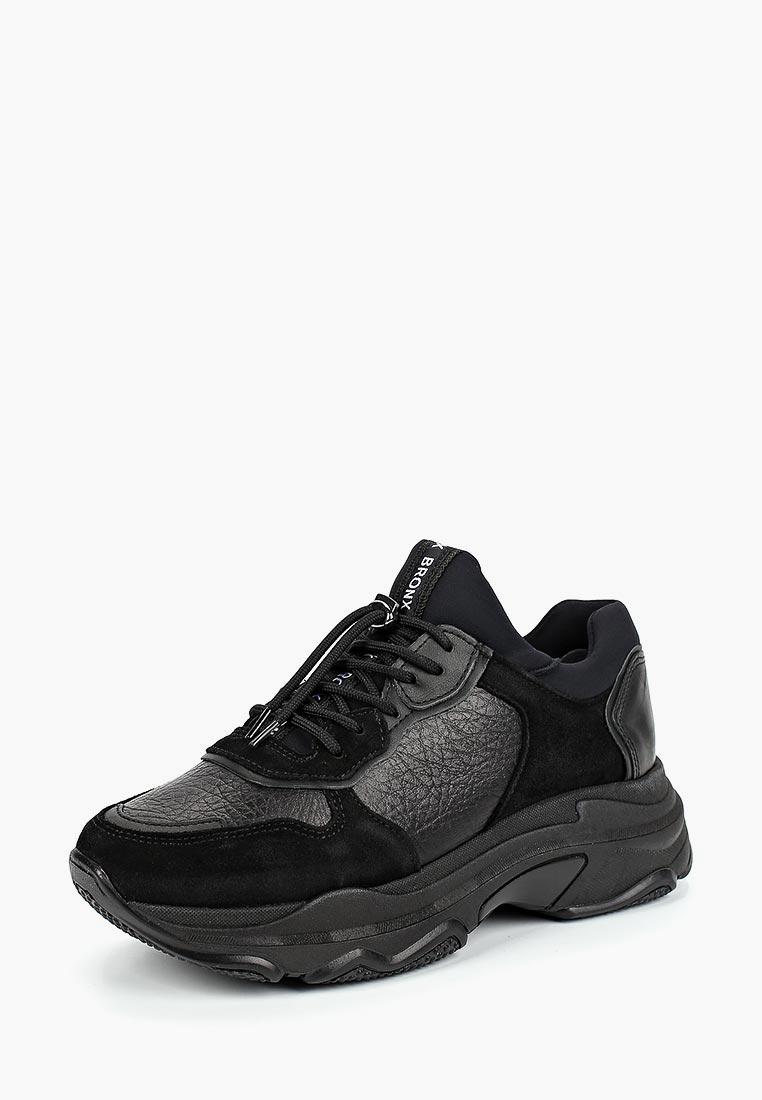 Женские кроссовки Bronx (Бронкс) 66167-G-01