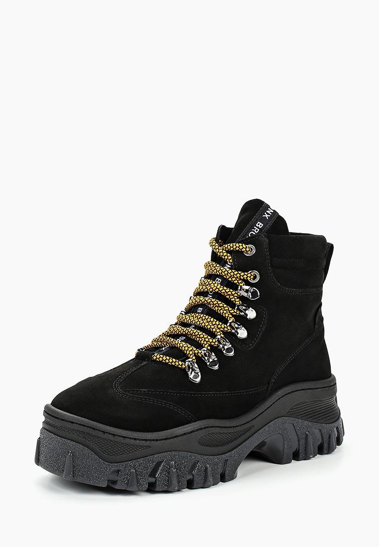 Женские ботинки Bronx (Бронкс) 47174A-C-01