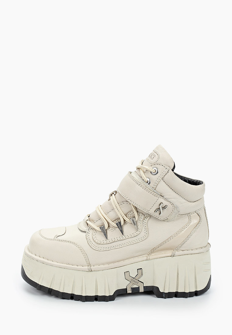 Женские ботинки Bronx (Бронкс) 47237-GH