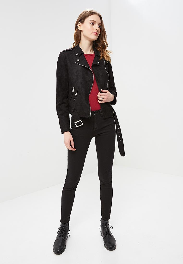 Кожаная куртка B.Style F7-MDL83011: изображение 6