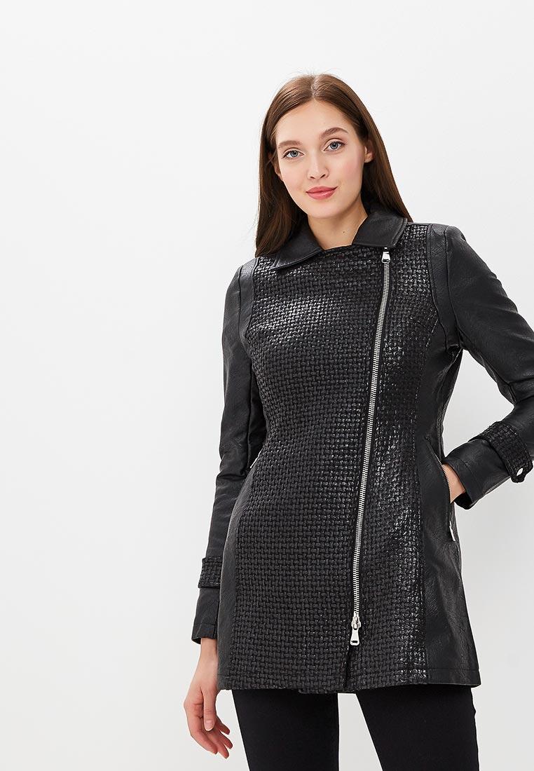 Кожаная куртка B.Style F7-FS5022