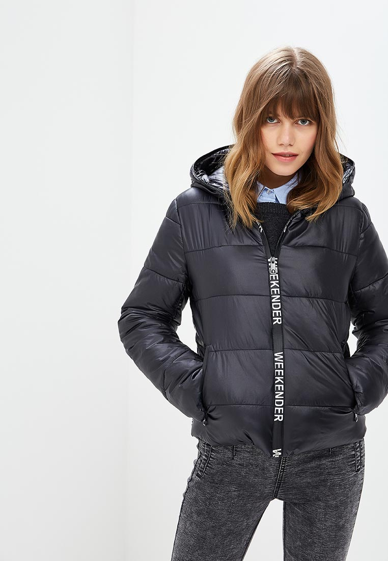 Утепленная куртка B.Style F7-P88006