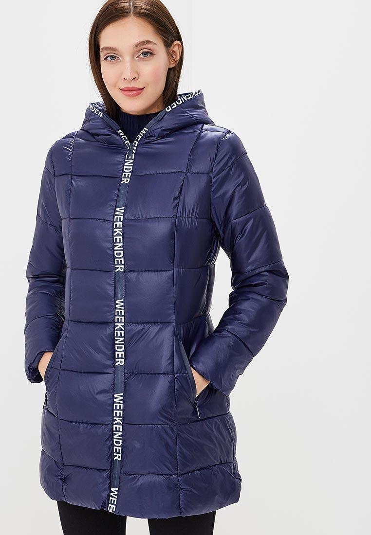 Утепленная куртка B.Style F7-P88007