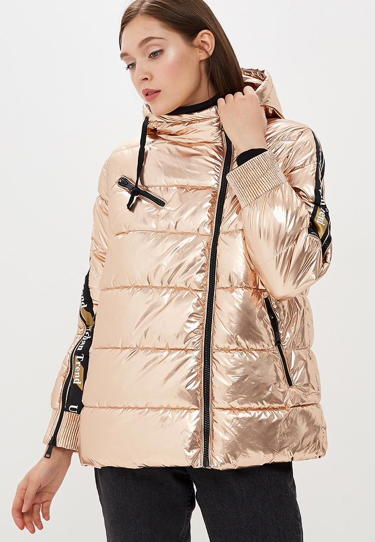 Утепленная куртка B.Style F7-YZ87010