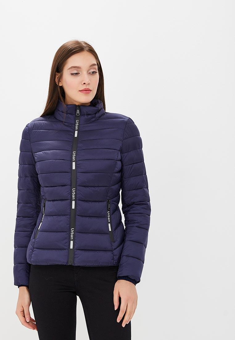 Утепленная куртка B.Style F7-YZ87016