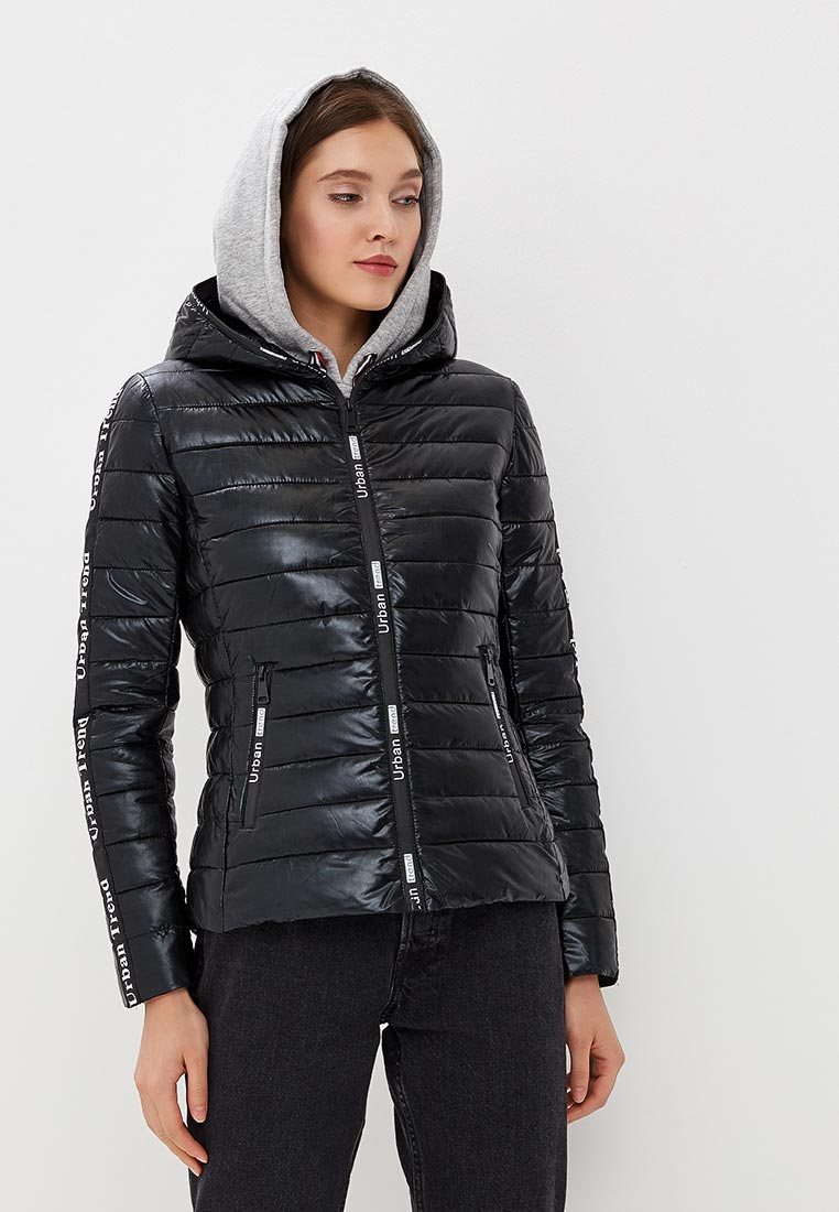 Утепленная куртка B.Style F7-YZ87017