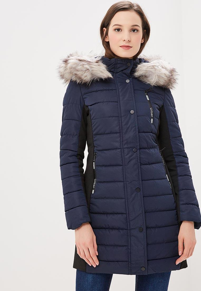 Утепленная куртка B.Style F7-OB86018