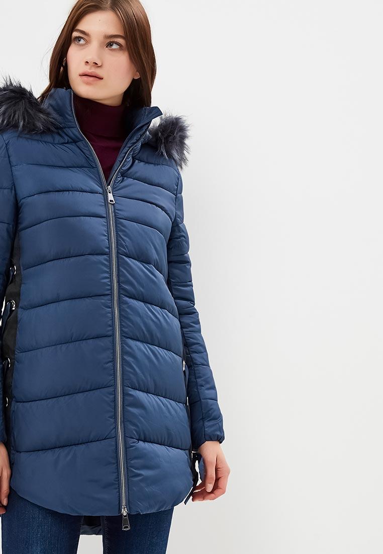 Утепленная куртка B.Style F7-P88001