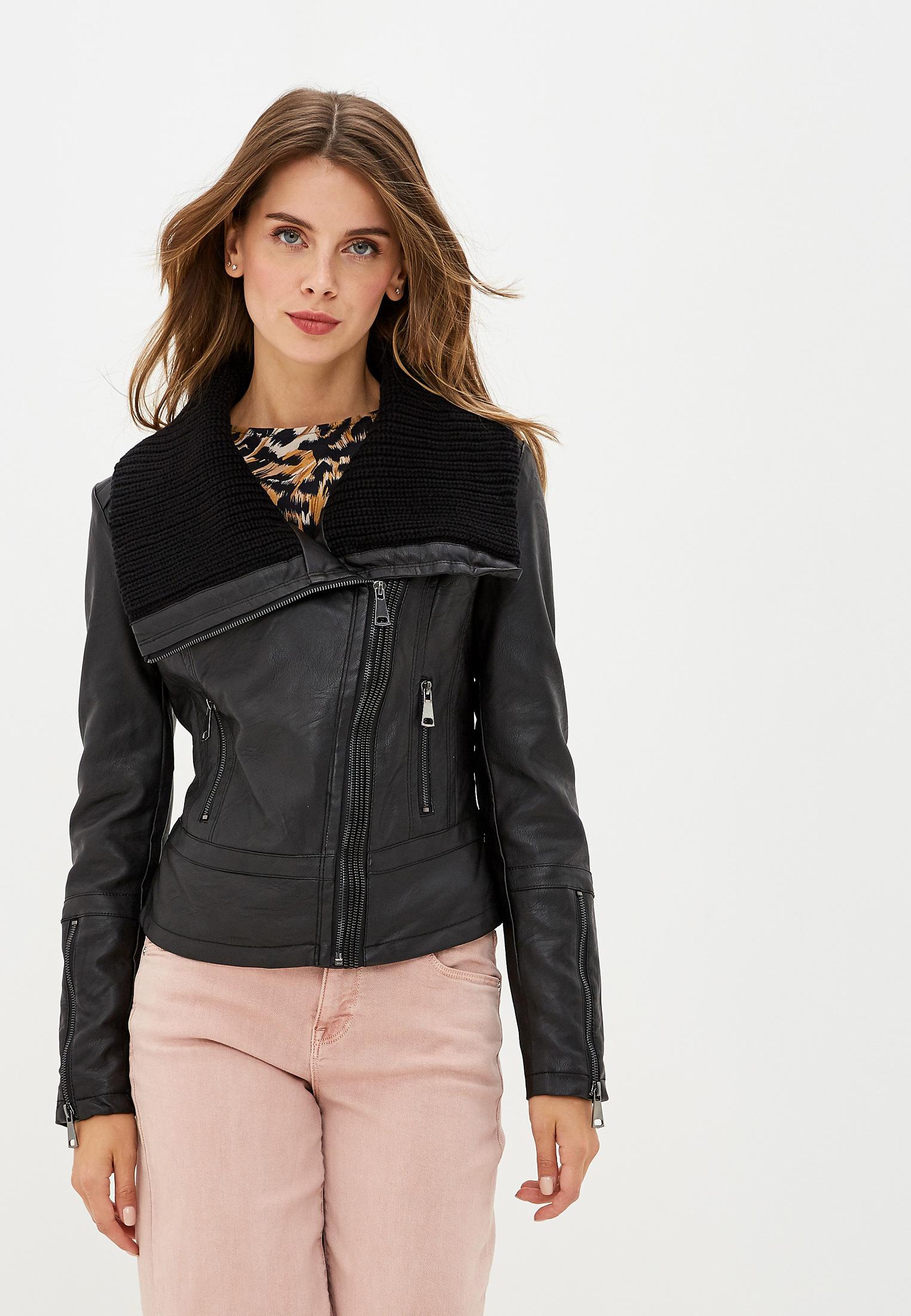 Кожаная куртка B.Style NR12-P65020