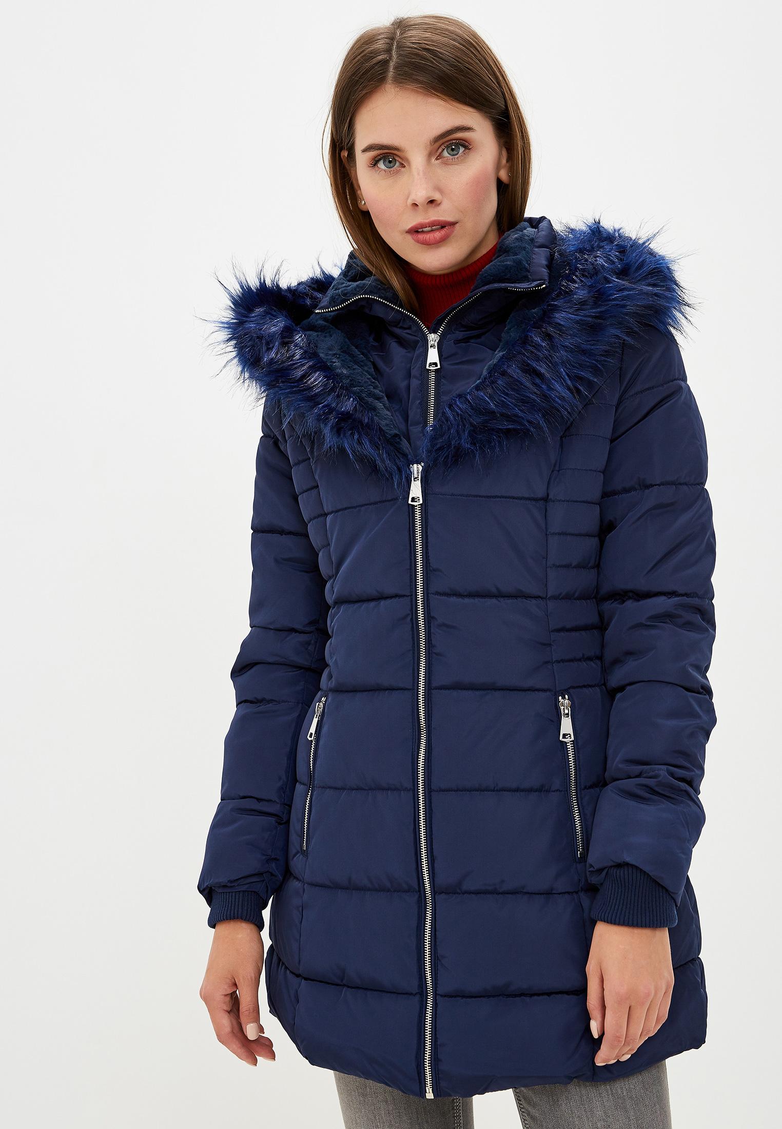 Утепленная куртка B.Style NR12-P88005
