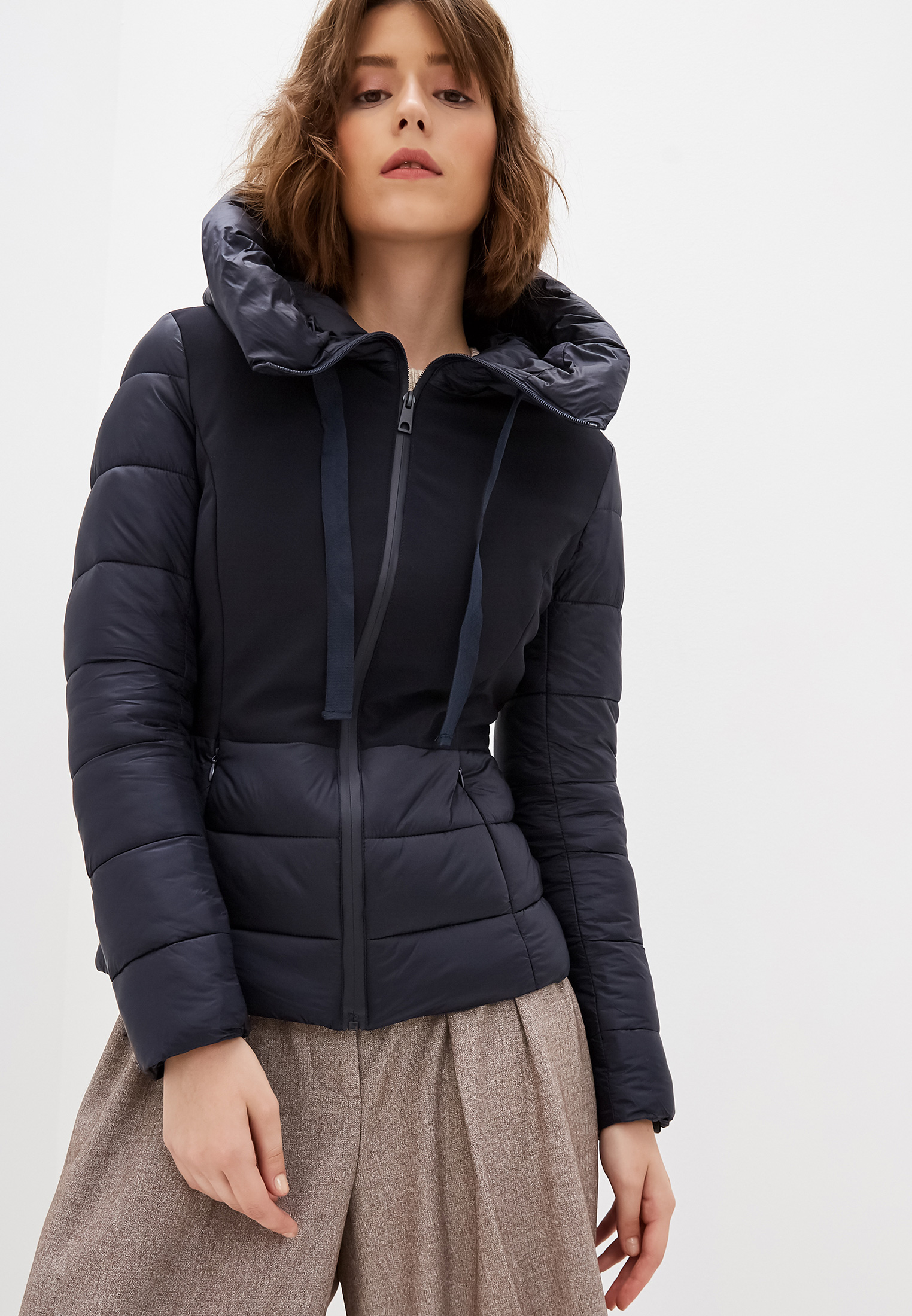 Утепленная куртка B.Style NR12-OB96018