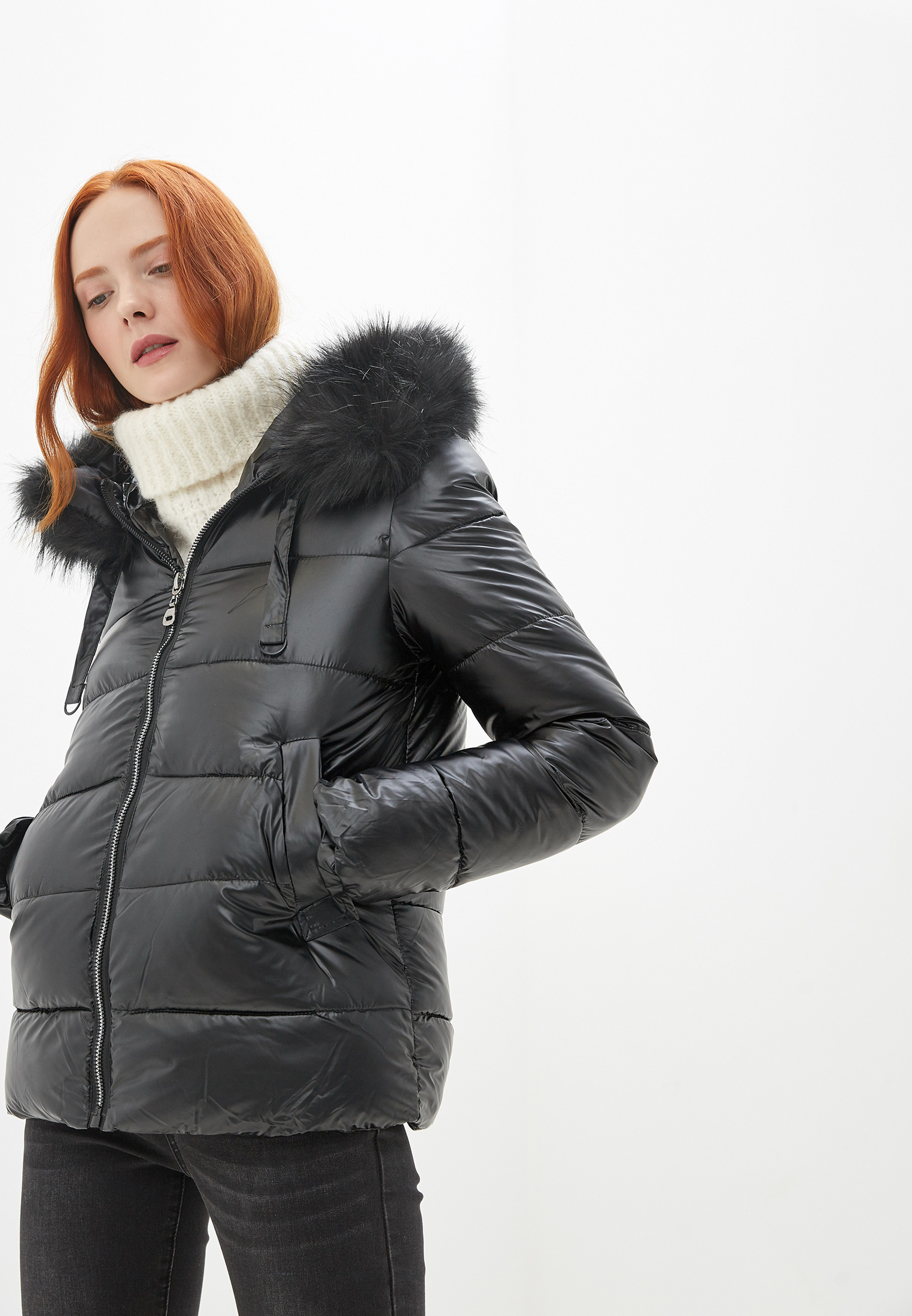 Утепленная куртка B.Style NR12-TYF91001