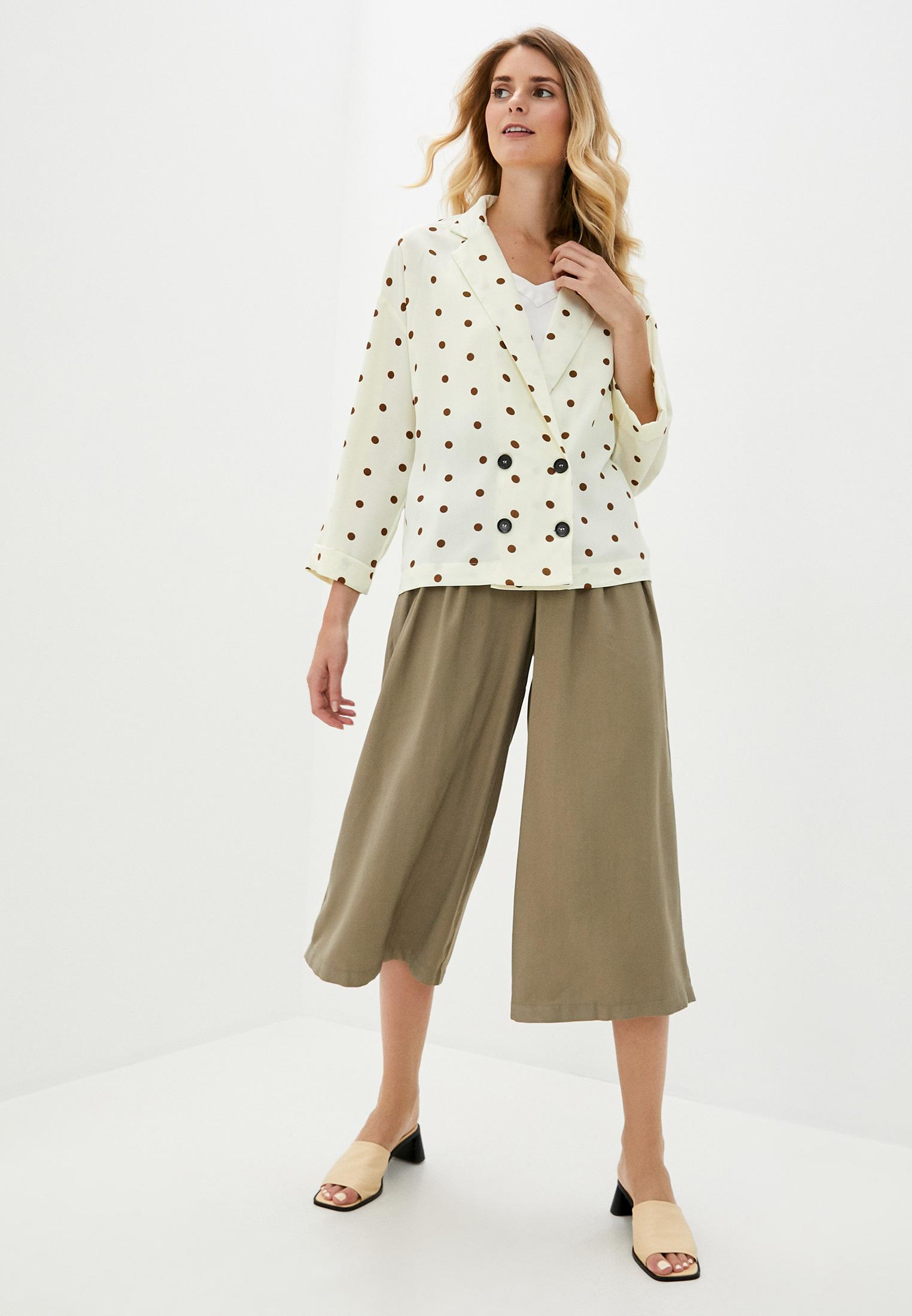 Женские широкие и расклешенные брюки B.Style NR12-3695: изображение 2