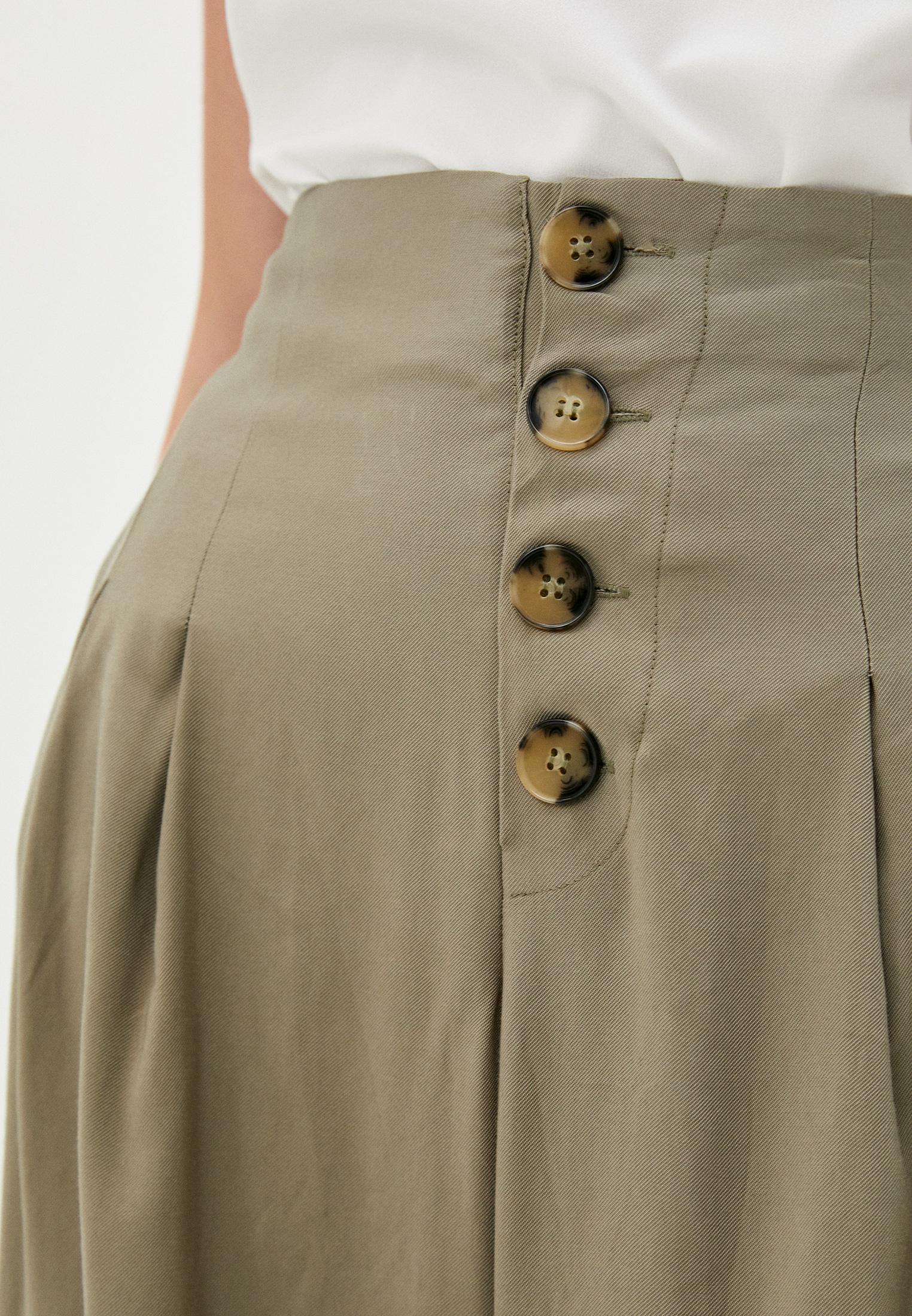 Женские широкие и расклешенные брюки B.Style NR12-3695: изображение 4