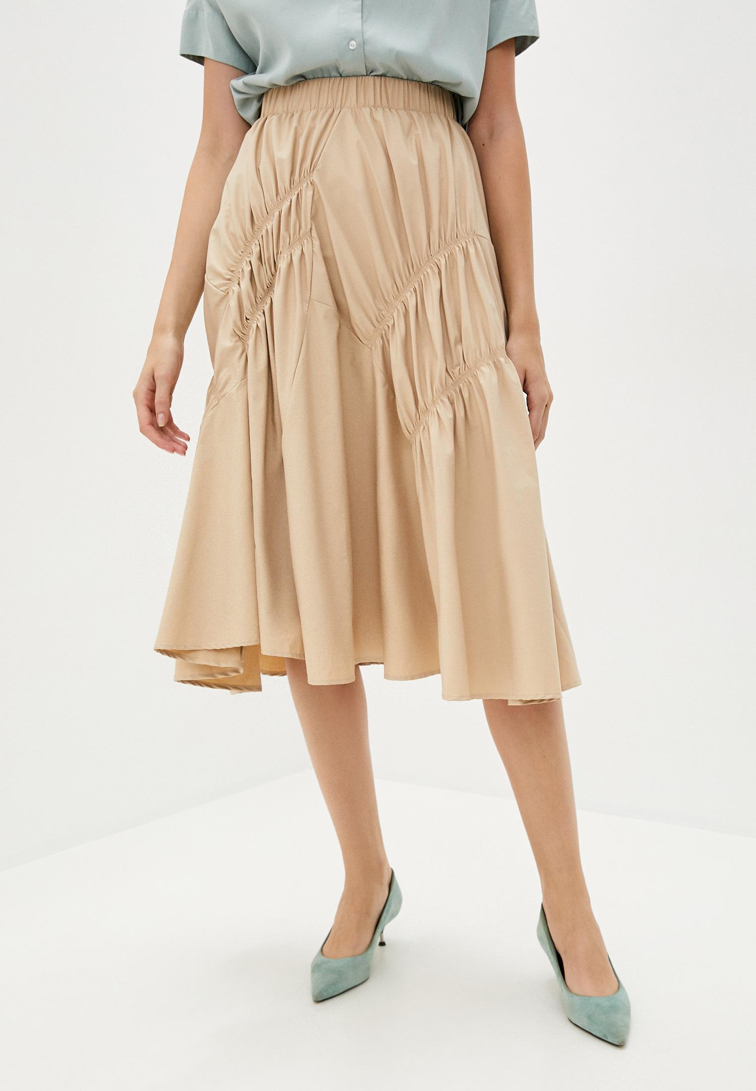 Широкая юбка B.Style NR12-3959