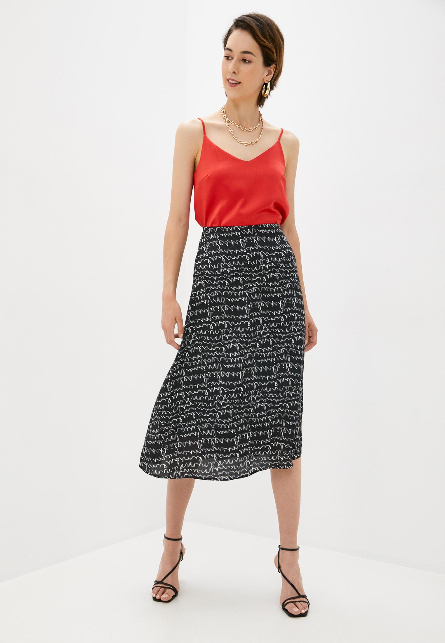 Широкая юбка B.Style NR12-4110: изображение 2