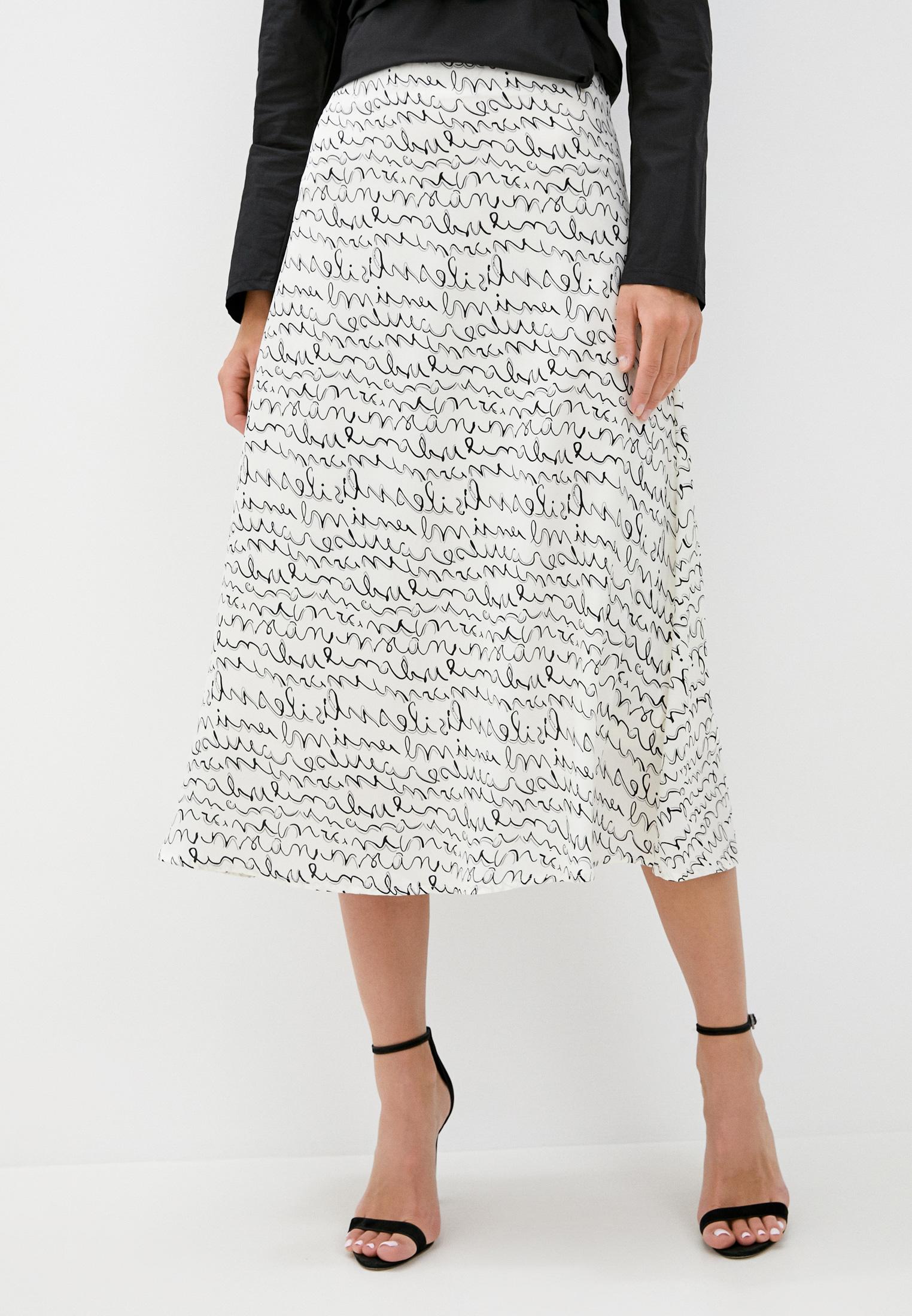 Широкая юбка B.Style NR12-4110