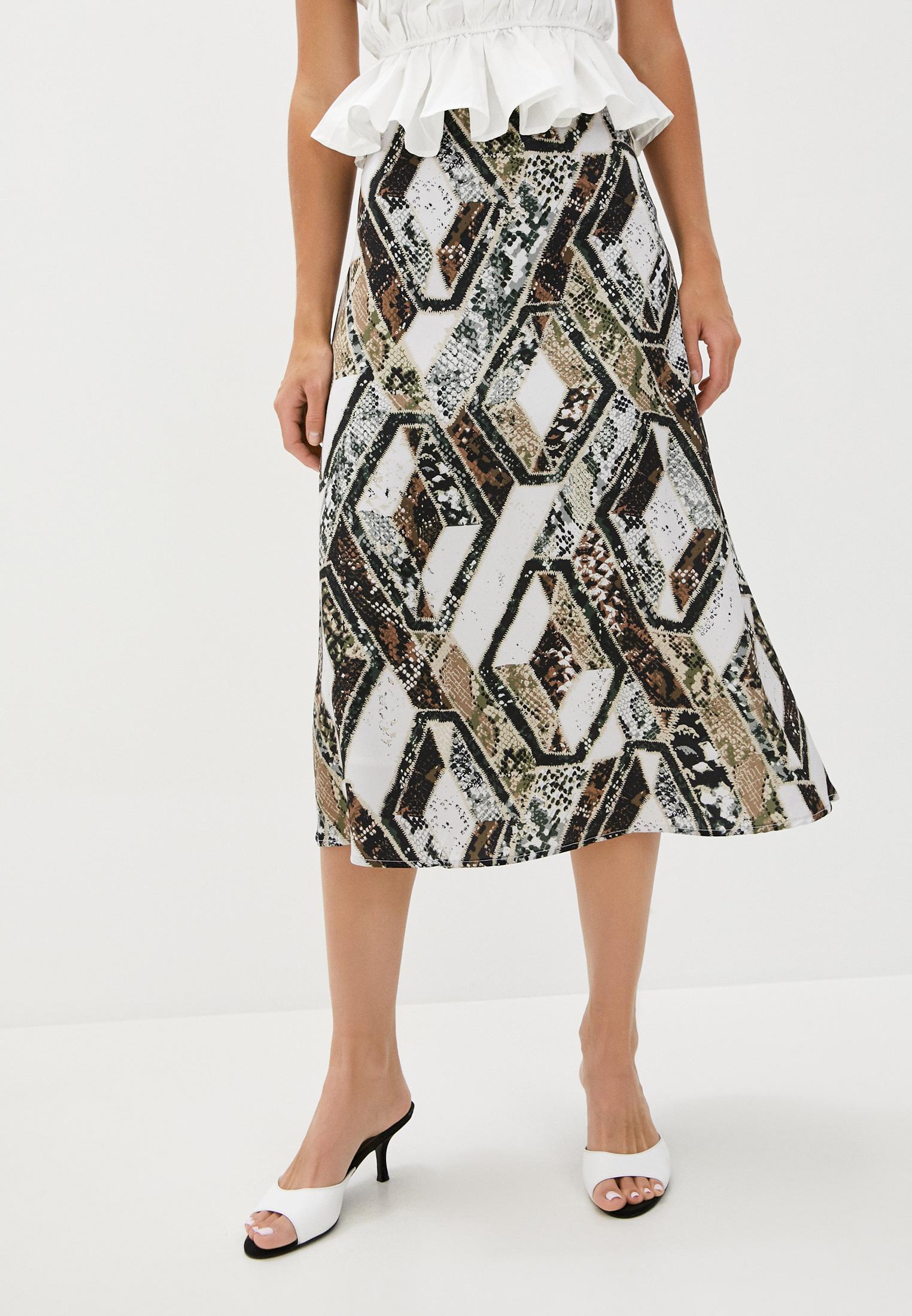 Широкая юбка B.Style NR12-4288