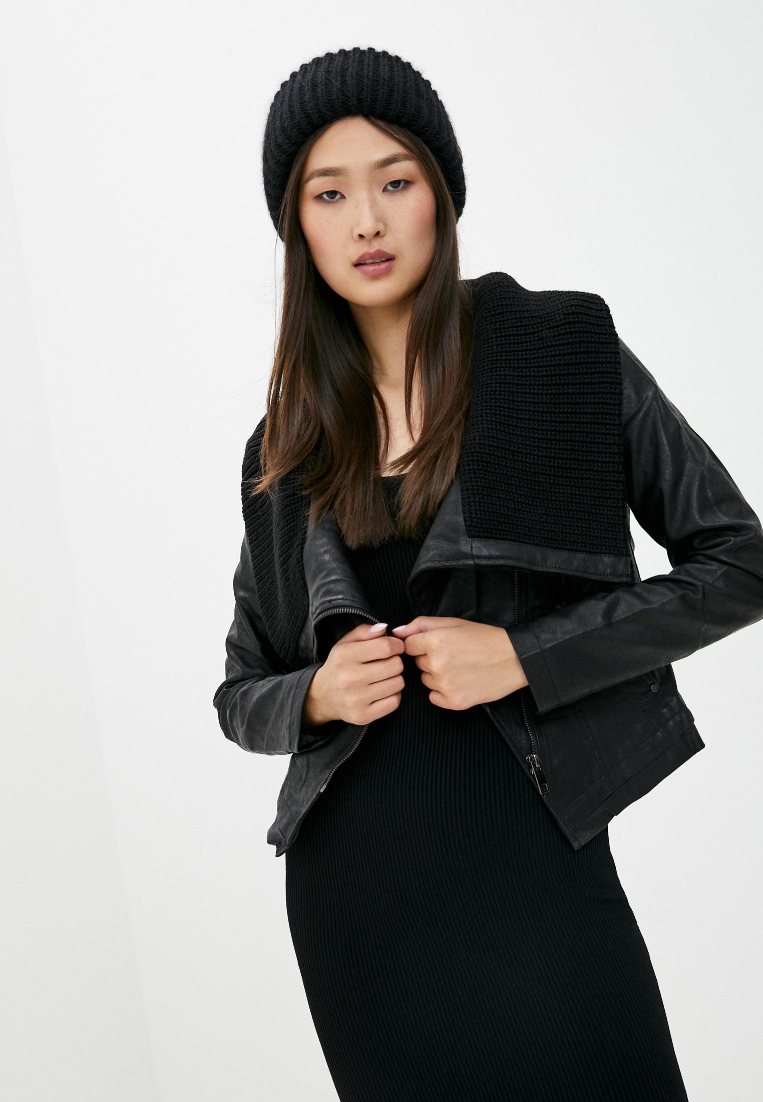 Кожаная куртка B.Style NR12-P65011