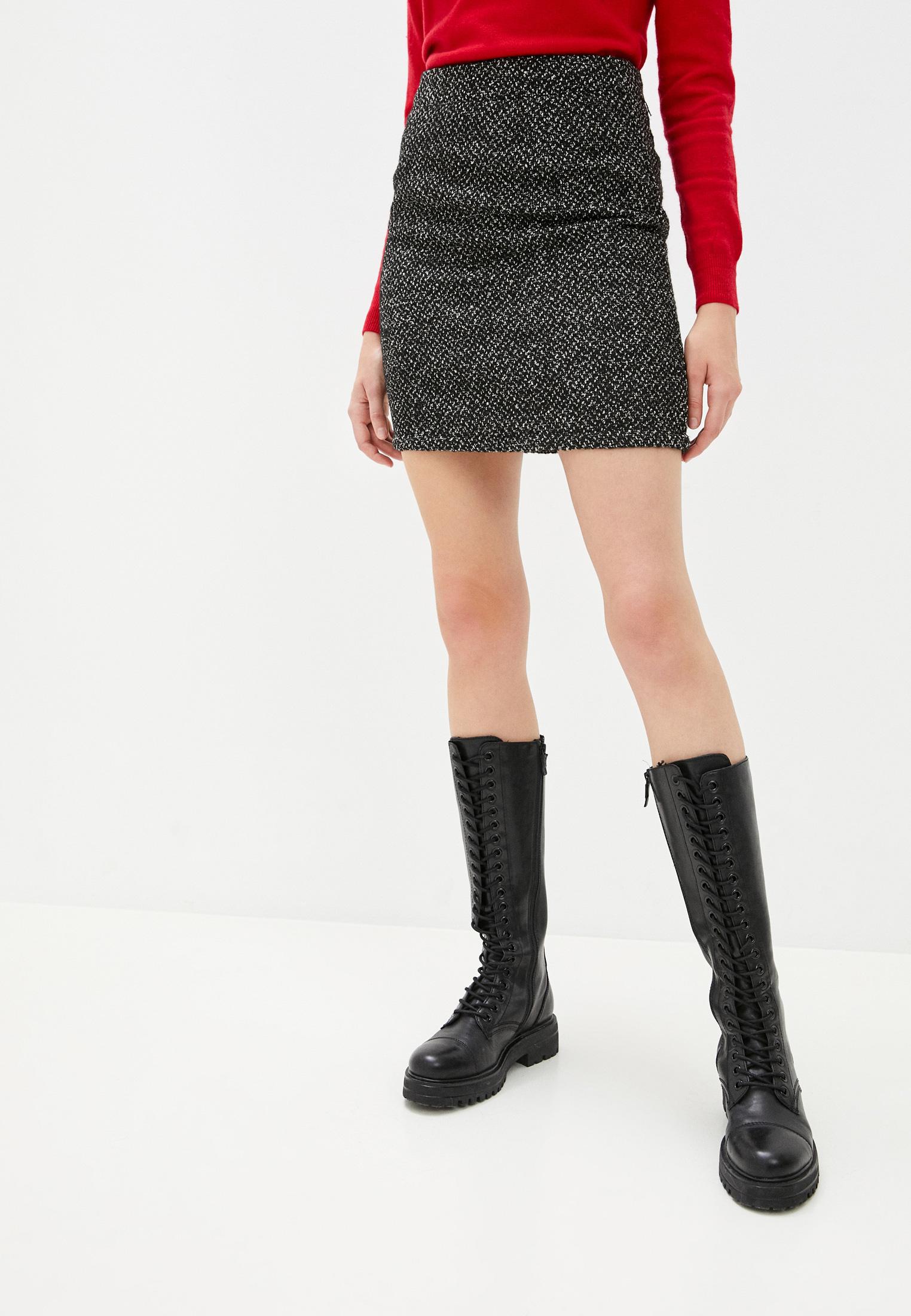 Прямая юбка B.Style NR12-4338: изображение 1