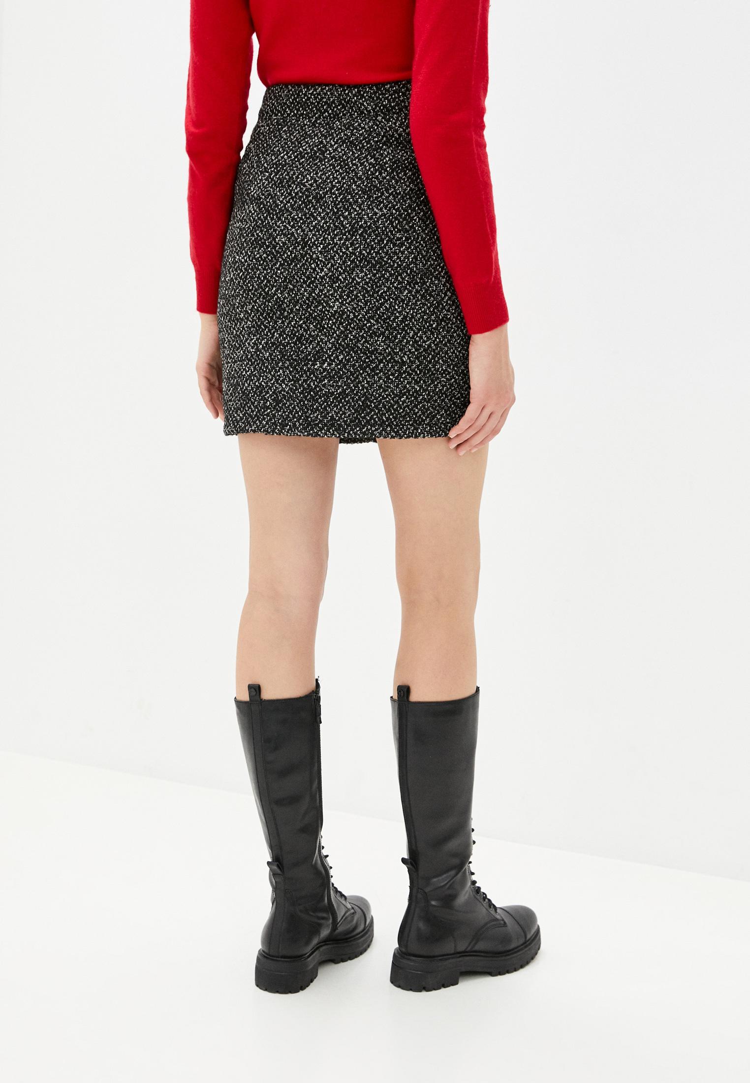 Прямая юбка B.Style NR12-4338: изображение 3
