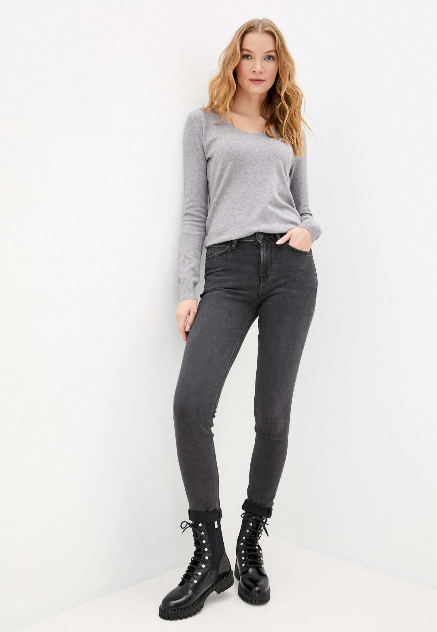 Пуловер B.Style NR12-3202: изображение 2