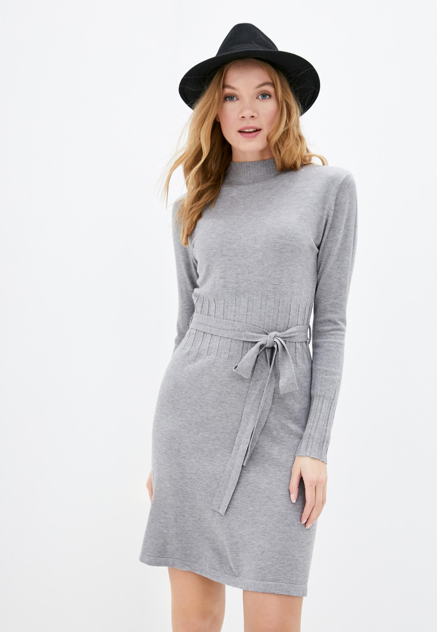 Вязаное платье B.Style NR12-3330