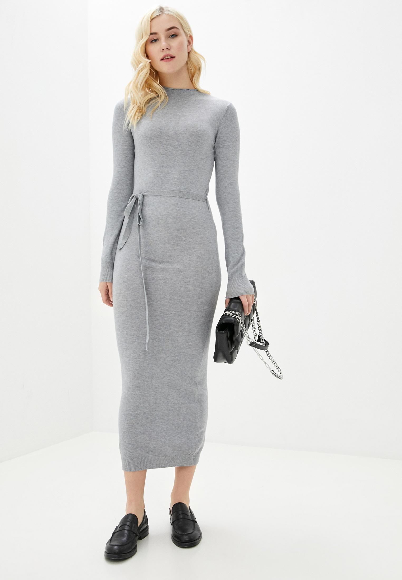 Вязаное платье B.Style NR12-2307
