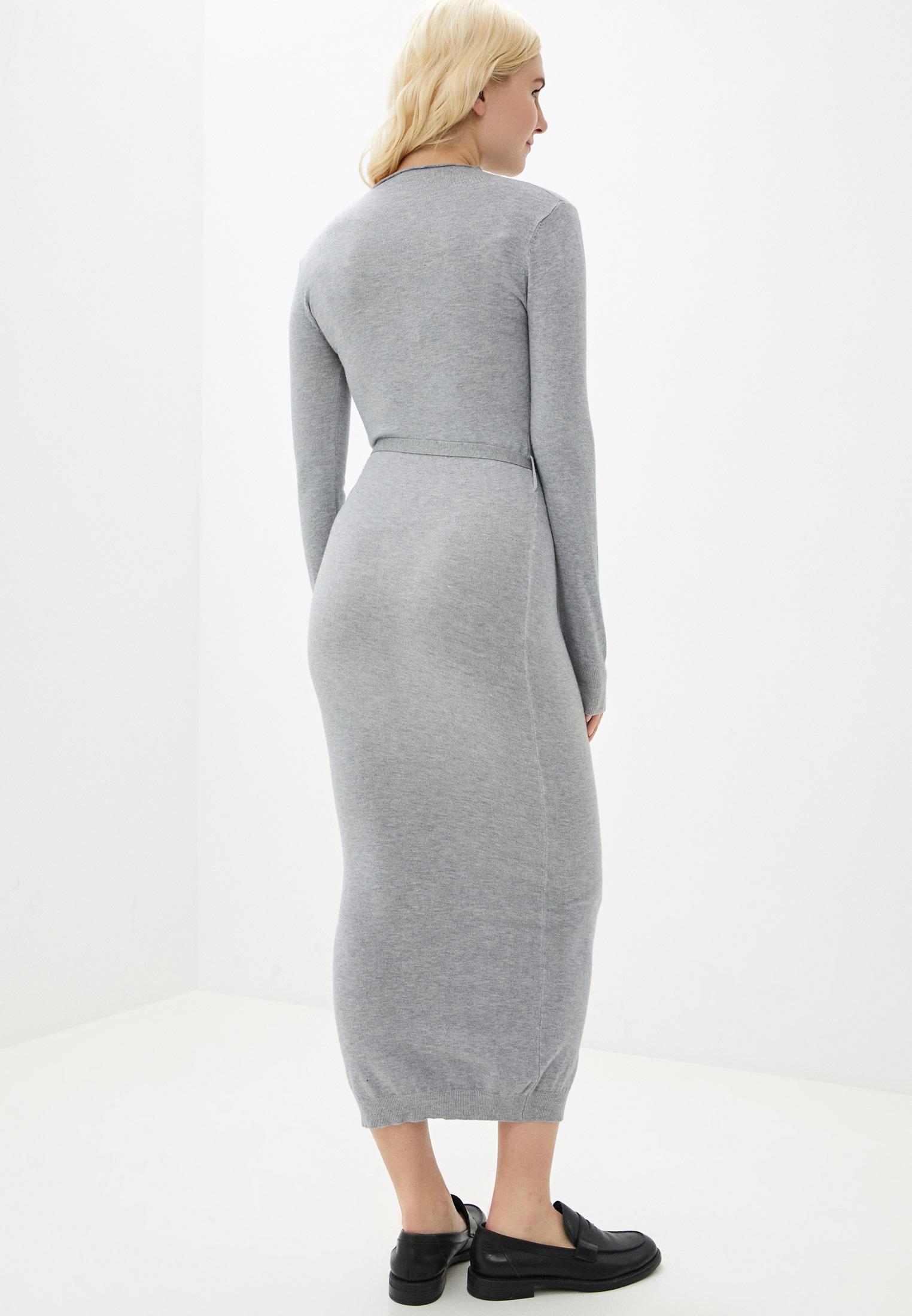 Вязаное платье B.Style NR12-2307: изображение 3