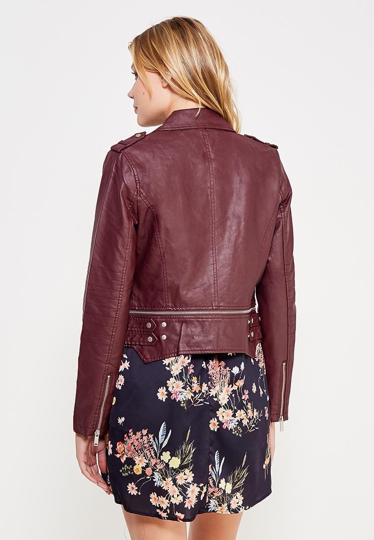 Кожаная куртка B.Style B011-P75032: изображение 3