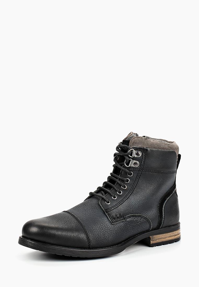 Мужские ботинки Burton Menswear London 90C03LBLK