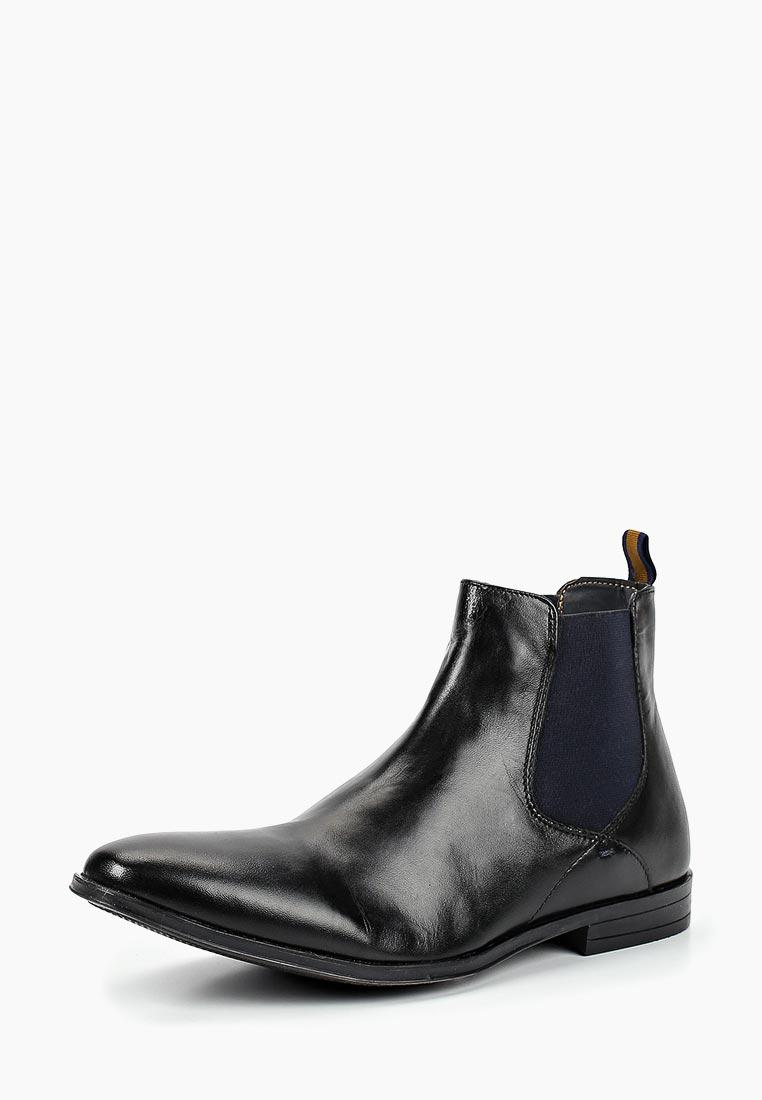 Мужские ботинки Burton Menswear London 90F15MBLK