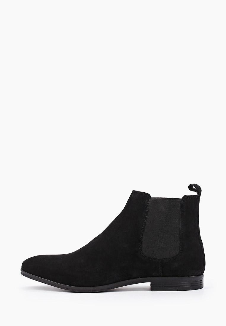 Мужские ботинки Burton Menswear London 90F26OBLK