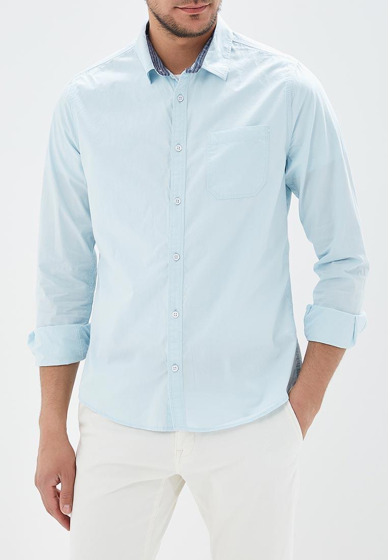 Рубашка с длинным рукавом Burton Menswear London 22T04MGRN: изображение 1