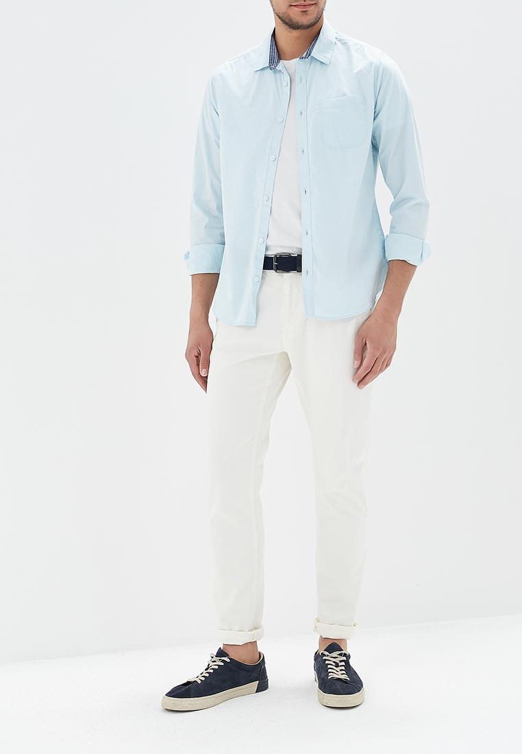 Рубашка с длинным рукавом Burton Menswear London 22T04MGRN: изображение 2