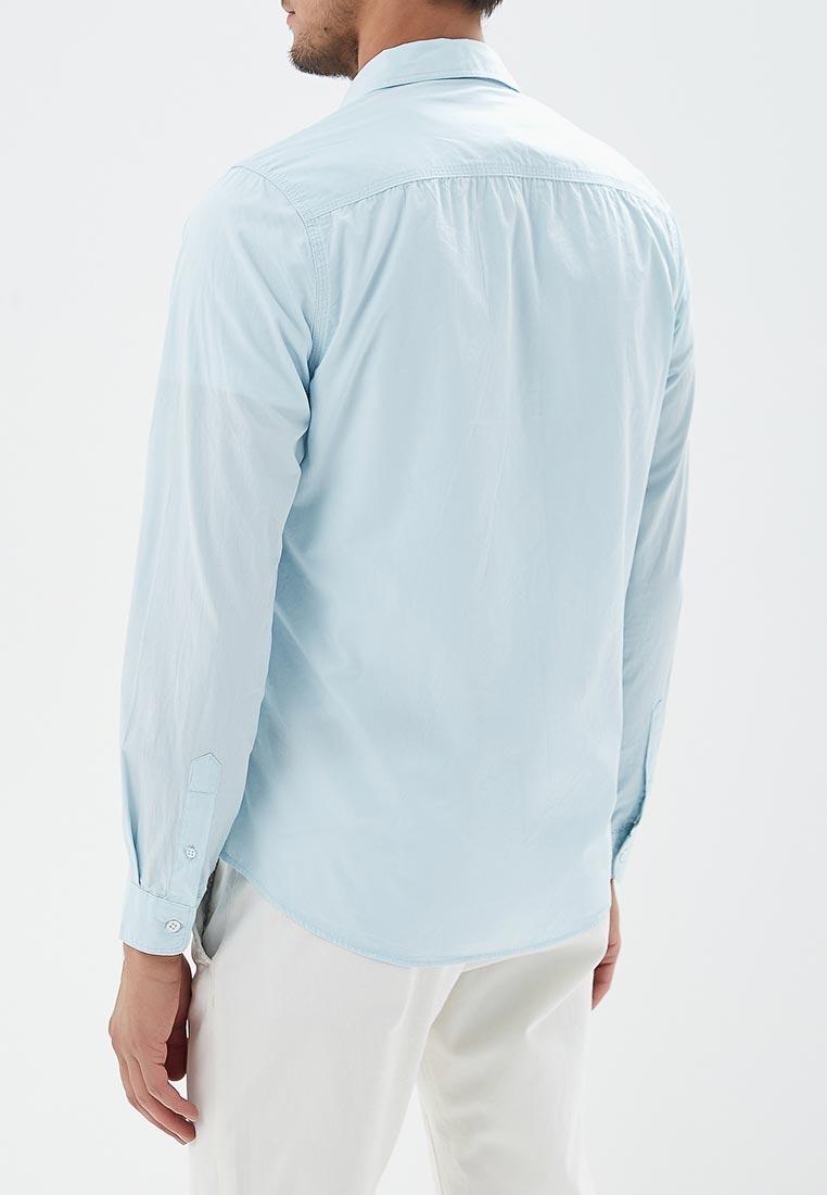 Рубашка с длинным рукавом Burton Menswear London 22T04MGRN: изображение 3
