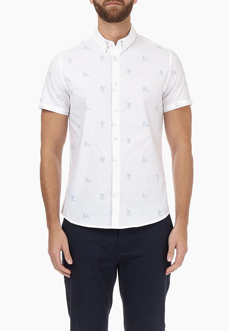 Рубашка с коротким рукавом Burton Menswear London (Бертон Менсвеар Лондон) 22P13MWHT