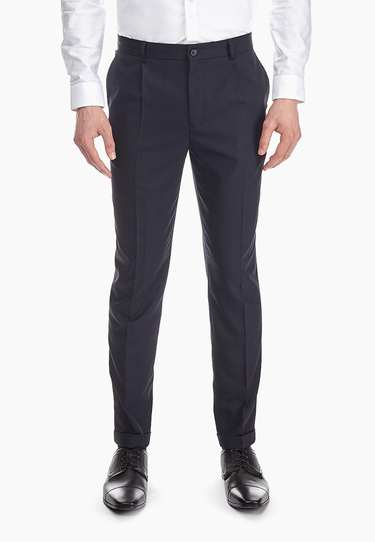 Мужские зауженные брюки Burton Menswear London 23S08MNVY