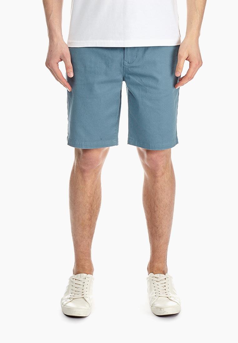 Мужские повседневные шорты Burton Menswear London 88C02MBLU