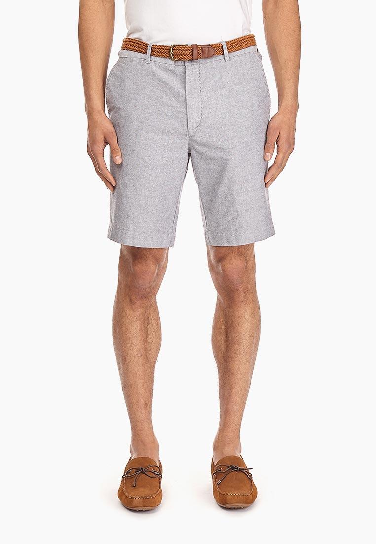 Мужские повседневные шорты Burton Menswear London 88S02MGRY