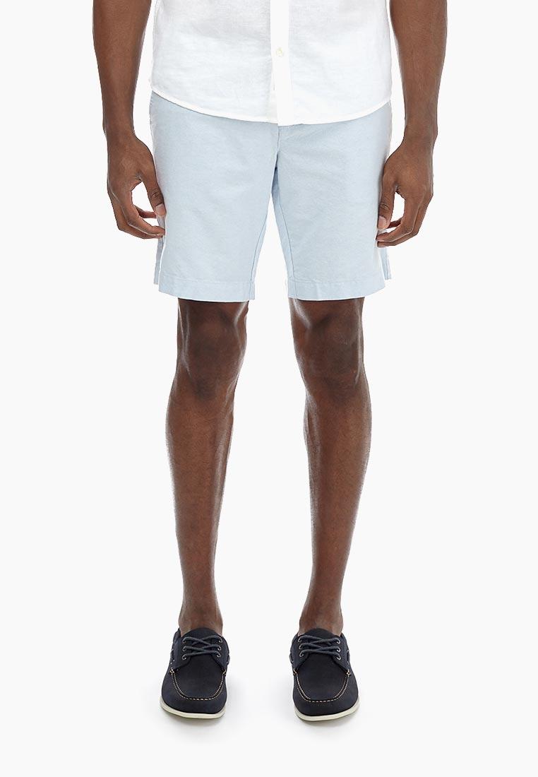 Мужские повседневные шорты Burton Menswear London 88S04MBLU