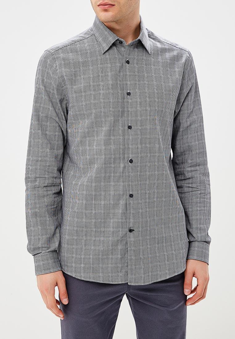 Рубашка с длинным рукавом Burton Menswear London 19F59LGRY