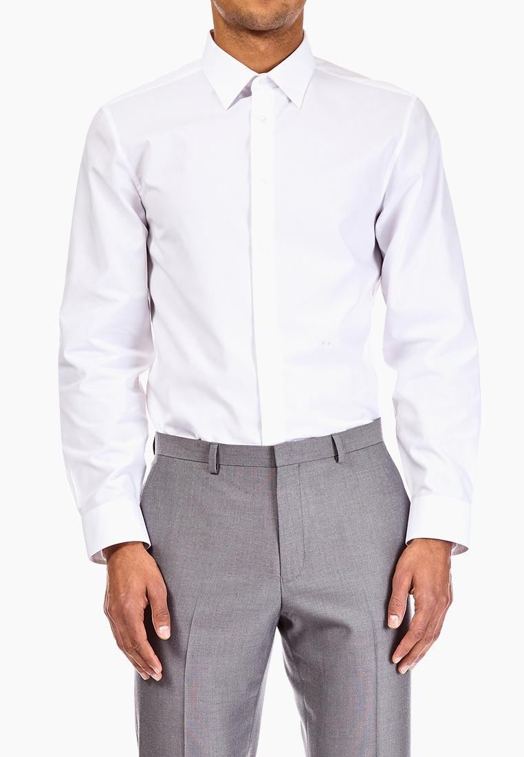 Рубашка с длинным рукавом Burton Menswear London 19F91LWHT