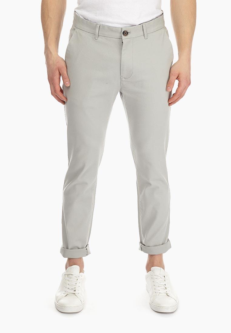 Мужские повседневные брюки Burton Menswear London 23C22MGRY