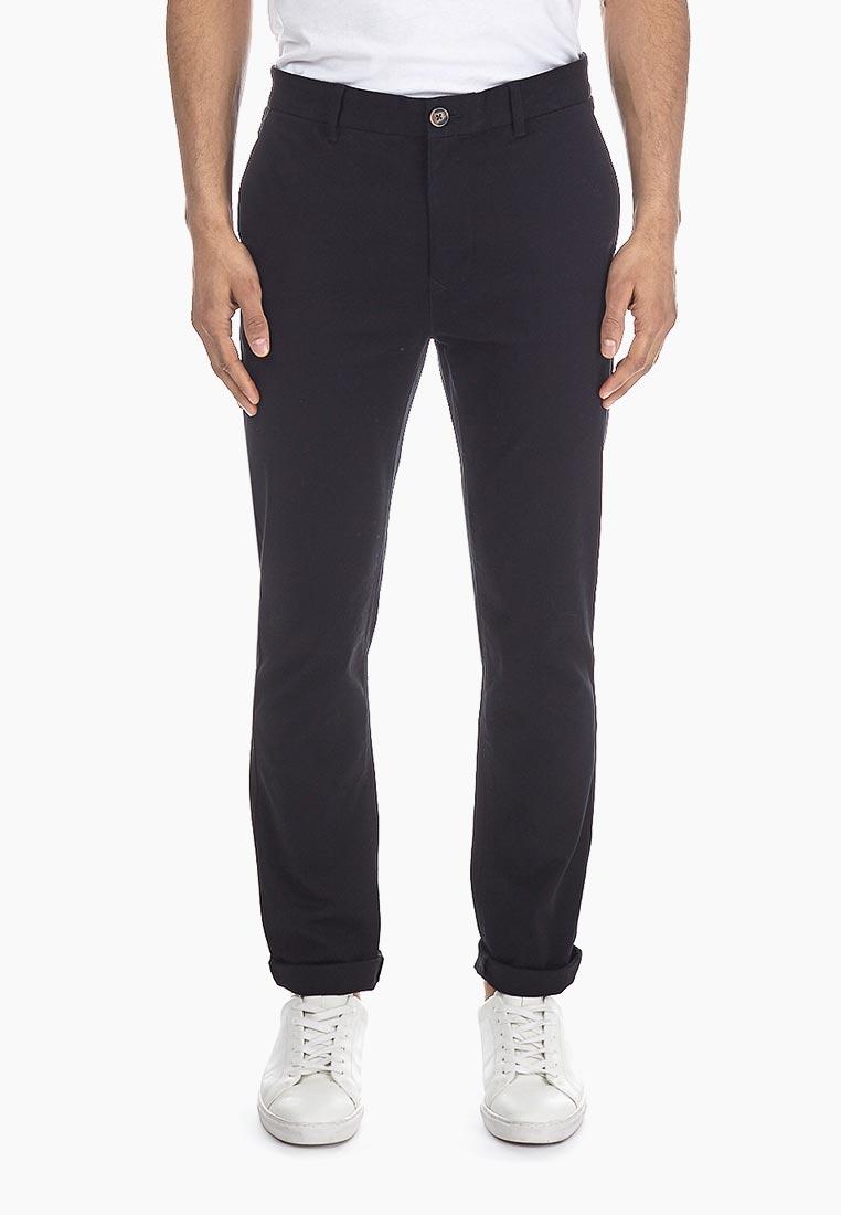 Мужские повседневные брюки Burton Menswear London 23C20MBLK